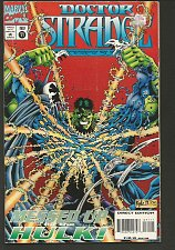 Buy Doctor Strange #71 High Grade Marvel Comics 1994 VF+/NM