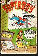 Buy SUPERBOY #93 DC Comics G or better range 1961 Silver Age 1st Print 10th Legion