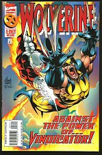 Buy WOLVERINE #95 VF+/NM High Grade Marvel Comics '95 A. Kubert