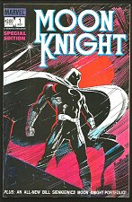 Buy MOON KNIGHT #1 Comics 1983 SPECIAL EDITION Range: FINE+/VF- Moench, Sienkiewicz