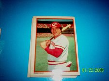 Buy JOHHNY BENCH #22 1985 Topps Circle K All Time Home Run Kings Baseball Card