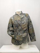 Buy Womens Milano Tapestry Jacket SIZE S TUDOR COURT Long Sleeve Career Pockets
