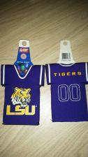 Buy Lot of 2 LSU Tigers Bottle Jersey Koozies (405)