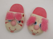 Buy Kids Children Slippers SIZE S M L Girls Boys Adults House Shoes PERKY PUPPY