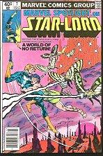 Buy Marvel Spotlight #7 STAR-LORD 1980 HIGH GRADE 2 Copies GUARDIANS OF THE GALAXY