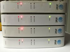 Buy x4 - AT T 2WIRE 2701HG B Gateway WIRELESS modem ROUTER DSL WiFi ethernet 4port