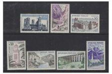 Buy France Tourism Landscapes mnh 1960