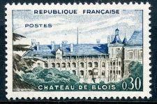 Buy France The Blois Palace mnh 1960