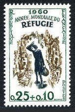 Buy France Refugees mnh 1960