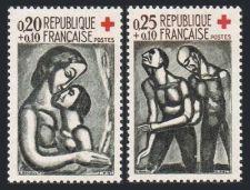 Buy France Red Cross mnh 1961