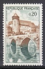 Buy France The Laval Castle mnh 1962
