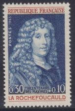 Buy France Rochefoucauld mnh 1964