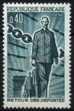 Buy France Anniversary of Return of Deportees mnh 1964