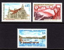 Buy France Views Tourism mnh 1969