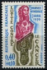 "Buy France WHO "" Fight Cancer"" Day mnh 1970"