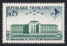 Buy France Aviation Academy in Salon mnh 1965