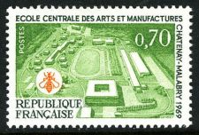 Buy France Arts and Manufactures mnh 1969