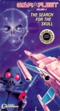 Buy VHS - Star Fleet Volume 4 - The Search For The Skull (1988, NTSC)