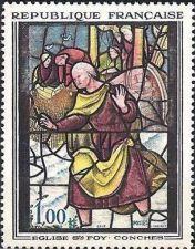Buy France French Art Sainte-Foy à Conches mnh 1963