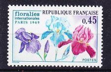 Buy France Flower Show mnh 1969
