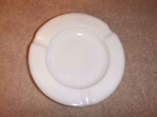 Buy Ash Tray Vintage Milk Glass Westmoreland English Hobnail Pattern