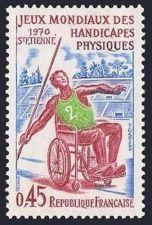 Buy France Games of Handicapped mnh 1970