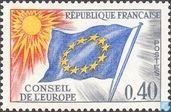 Buy France Conseil de Europa 0.40 mnh 1969