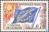 Buy France Conseil de Europa 0.70 mnh 1969