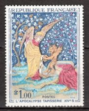 Buy France Painting L'Apocalypse mnh 1965
