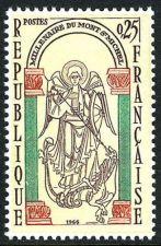 Buy France Mont Saint Michel mnh 1966