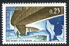 Buy France Opening of the Oléron Bridge mnh 1966