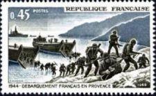Buy France Resistance Provence mnh 1969