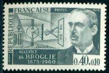 Buy France Maurice De Broglie mnh 1970
