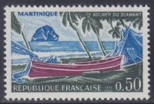 Buy France Martinique mnh 1970