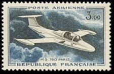 Buy France Airmail 3f mnh 1960