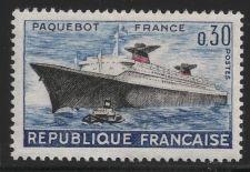 """Buy France Voyage of Liner """" France"""" mnh 1962"""