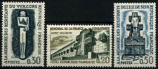 Buy France Resistance Fighters Memorials mnh 1962
