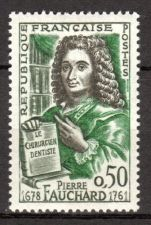 Buy France Pierre Fauchard mnh 1961
