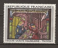 Buy France Painting Troyes mnh 1967