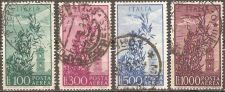 Buy Italy: Scott no. C123-C126 (1948), Used, complete set