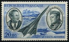 Buy France Pioneer Aviators mnh 1970