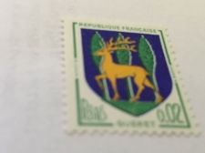 Buy France Coat of Arms 0.02 mnh 1964