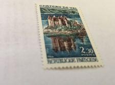 Buy France Chateau de Val mnh 1966