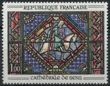 Buy France Sens Cathedral mnh 1965