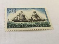 Buy France Stamp Day mnh 1965