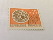 Buy France Celtic Coin 0.15 Precanc. mnh 1966