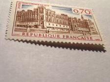 Buy France St. Germain-en-Laye Château mnh 1967