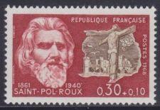 Buy France Saint-Pol-Roux mnh 1968