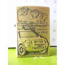Buy Unique Design Cool THE KING OF 4WD Lighter New