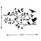 Buy Twig Bird Wall Stickers